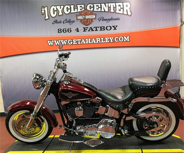 2000 Harley-Davidson FLSTF at #1 Cycle Center Harley-Davidson