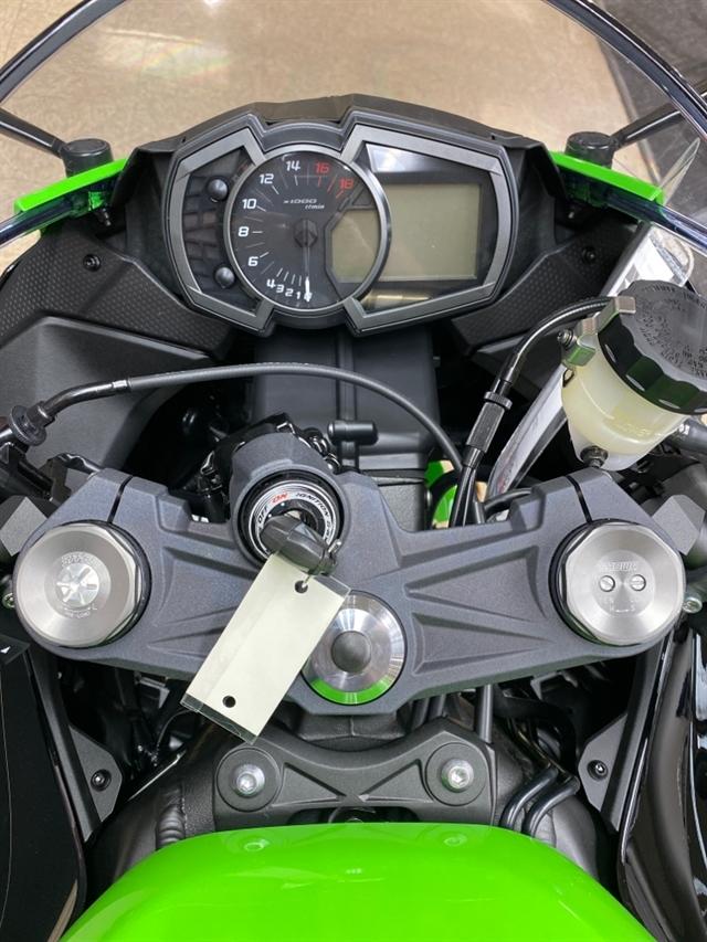 2021 Kawasaki Ninja ZX-6R ABS KRT Edition at Sloans Motorcycle ATV, Murfreesboro, TN, 37129