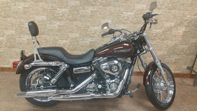 2011 Harley-Davidson Dyna Glide Super Glide Custom at Harley-Davidson® Shop of Winona, Winona, MN 55987