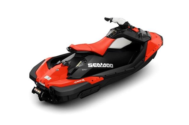 2016 Sea-Doo Spark 3 Up Rotax 900 H.O. ACE at Lynnwood Motoplex, Lynnwood, WA 98037