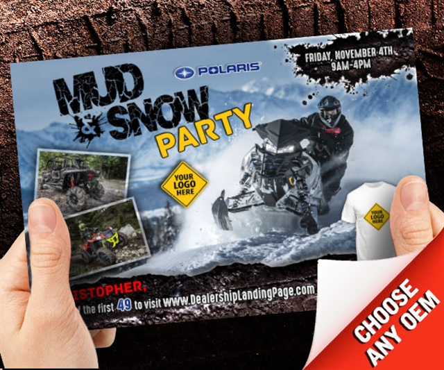 Mud & Snow Party Powersports at PSM Marketing - Peachtree City, GA 30269