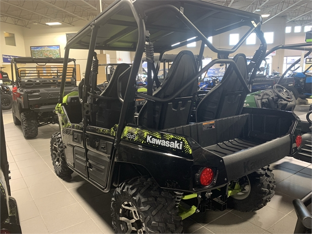 2021 Kawasaki Teryx4 LE at Star City Motor Sports