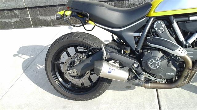 2015 Ducati Scrambler Icon at Yamaha Triumph KTM of Camp Hill, Camp Hill, PA 17011