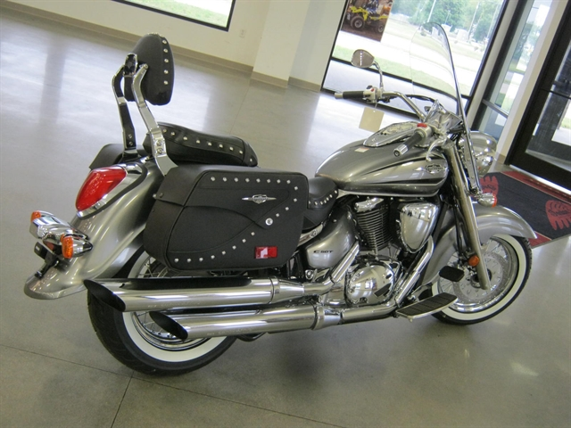 2020 Suzuki Boulevard C50T at Brenny's Motorcycle Clinic, Bettendorf, IA 52722
