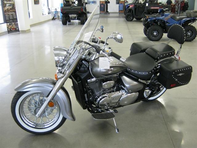 2020 Suzuki Boulevard C50T at Brenny's Motorcycle Clinic, Bettendorf, IA 52722