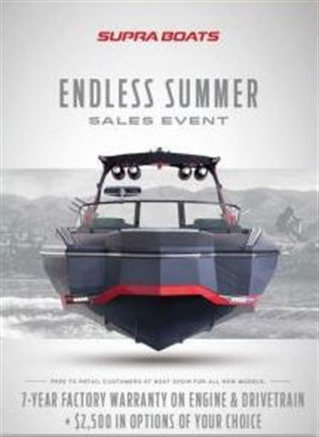2020 Supra Boat Show Offer at Fort Fremont Marine