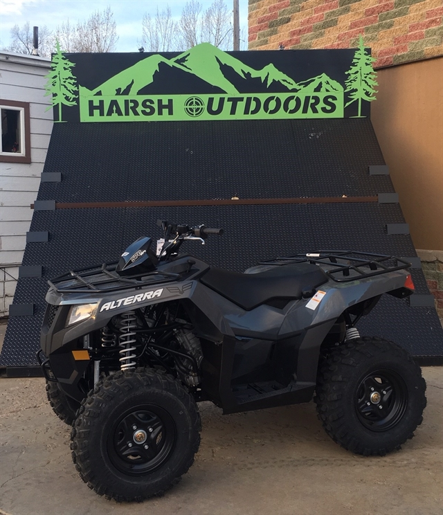 2019 Arctic Cat Alterra 570 EPS at Harsh Outdoors, Eaton, CO 80615