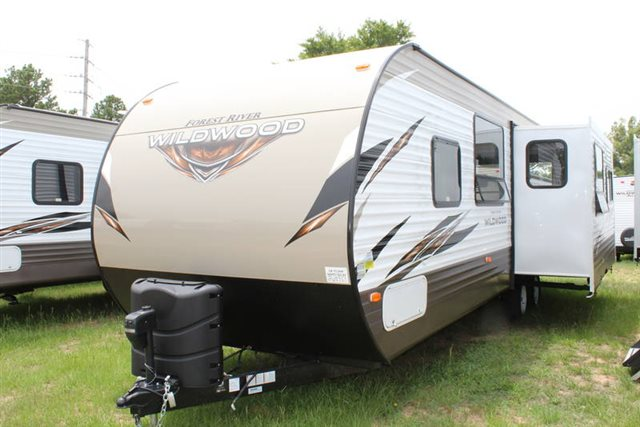 2019 Forest River Wildwood 28RLSS Rear Living at Campers RV Center, Shreveport, LA 71129