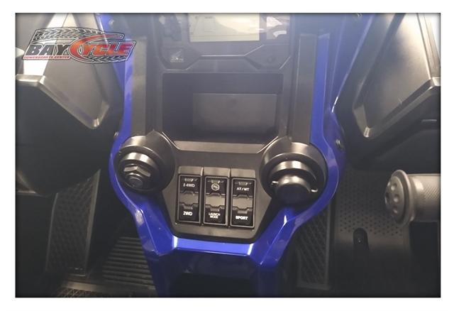2021 Honda Talon 1000R FOX Live Valve at Bay Cycle Sales