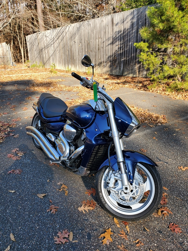 2011 SUZUKI M109RK11 at Hampton Roads Harley-Davidson