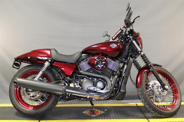 2015 Harley-Davidson Street 750 at Platte River Harley-Davidson