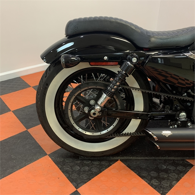 2014 Harley-Davidson Sportster Forty-Eight at Harley-Davidson of Indianapolis