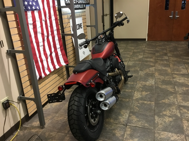 2019 Harley-Davidson Softail Fat Bob 114 at Bud's Harley-Davidson