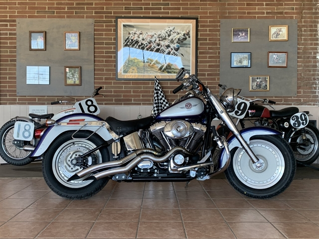 2006 Harley-Davidson Softail Fat Boy at South East Harley-Davidson