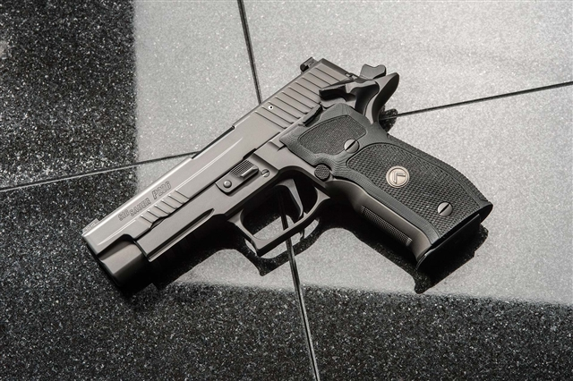 2018 Sig Sauer P226 at Harsh Outdoors, Eaton, CO 80615