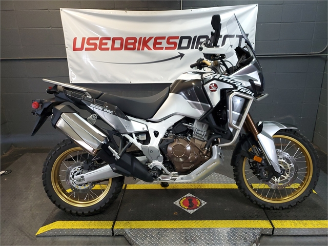 2019 Honda Africa Twin Adventure Sports at Used Bikes Direct