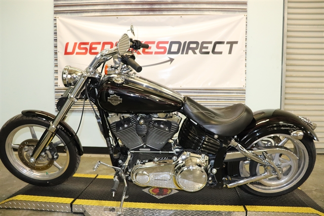 2008 Harley-Davidson Softail Rocker C at Used Bikes Direct