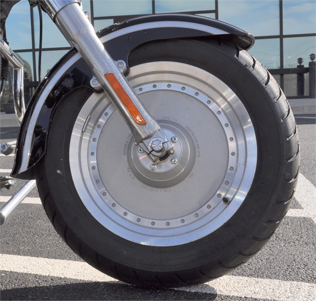 2003 HARLEY-DAVIDSON FLSTFI at All American Harley-Davidson, Hughesville, MD 20637