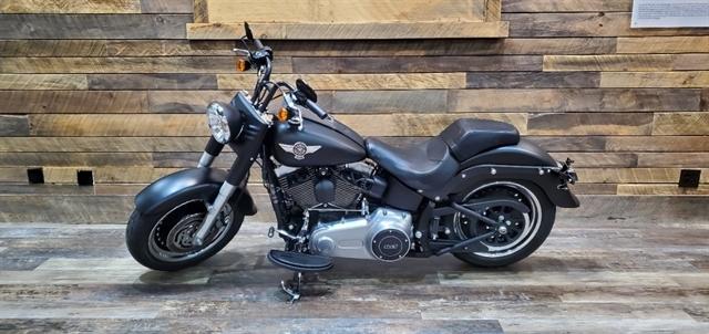 2014 Harley-Davidson Softail Fat Boy Lo at Bull Falls Harley-Davidson