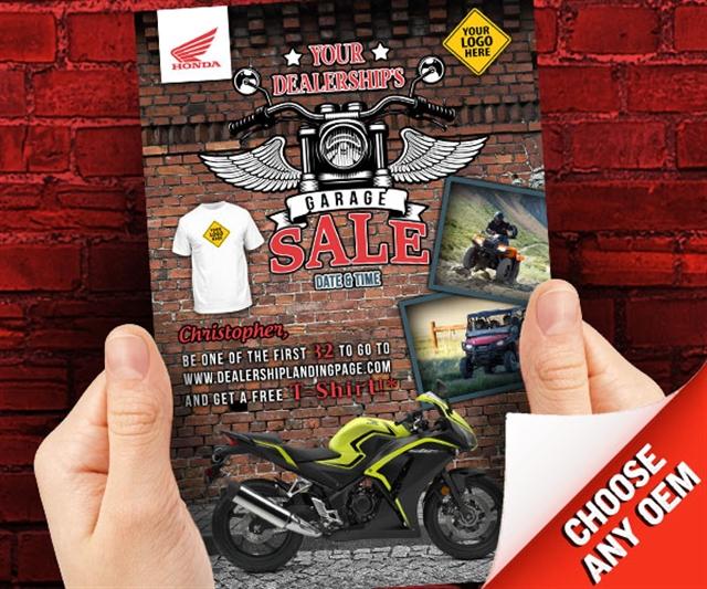 Garage Sale Powersports at PSM Marketing - Peachtree City, GA 30269