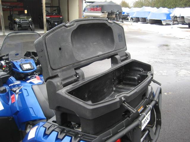 2012 Polaris 850 XP EPS Sportsman - Blue at Fort Fremont Marine