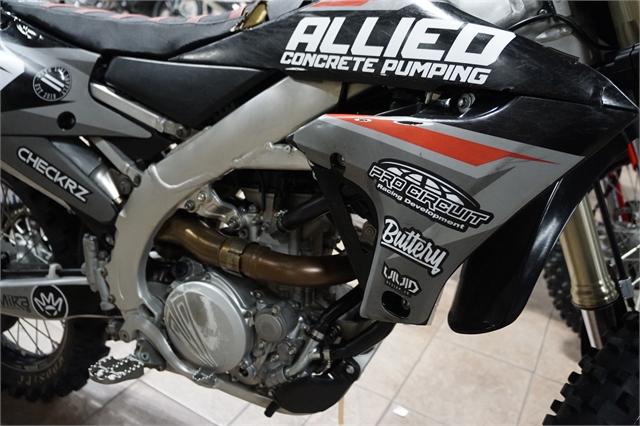 2020 Yamaha YZ 250F at Clawson Motorsports