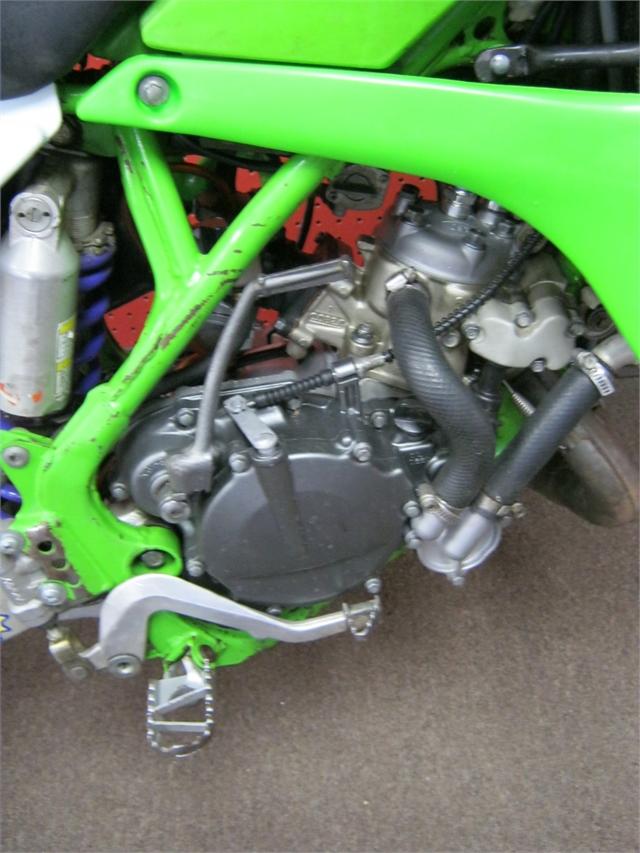 1998 Kawasaki KX80 at Brenny's Motorcycle Clinic, Bettendorf, IA 52722