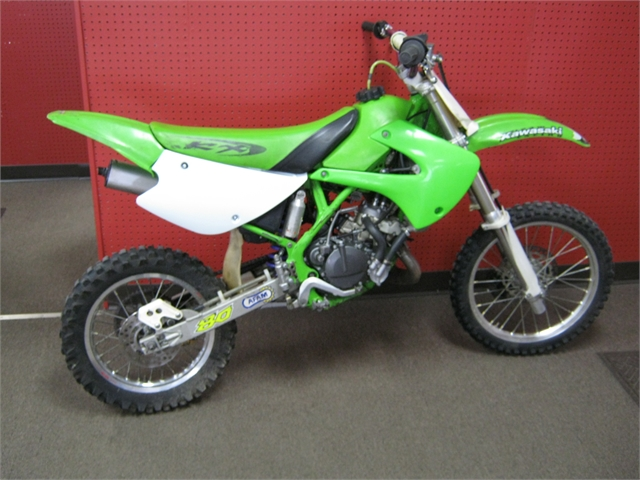 1998 Kawasaki KX80 at Brenny's Motorcycle Clinic, Bettendorf, IA 52722
