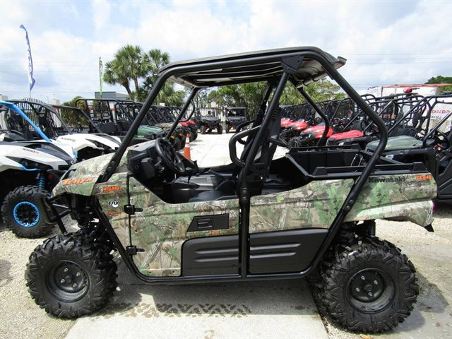 2018 Kawasaki Teryx Camo at Seminole PowerSports North, Eustis, FL 32726