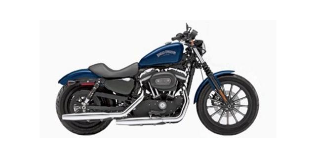 2012 Harley-Davidson Sportster Iron 883 at Garden State Harley-Davidson