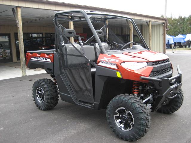 2020 Polaris Ranger XP 1000 Premium - Orange Rust at Fort Fremont Marine