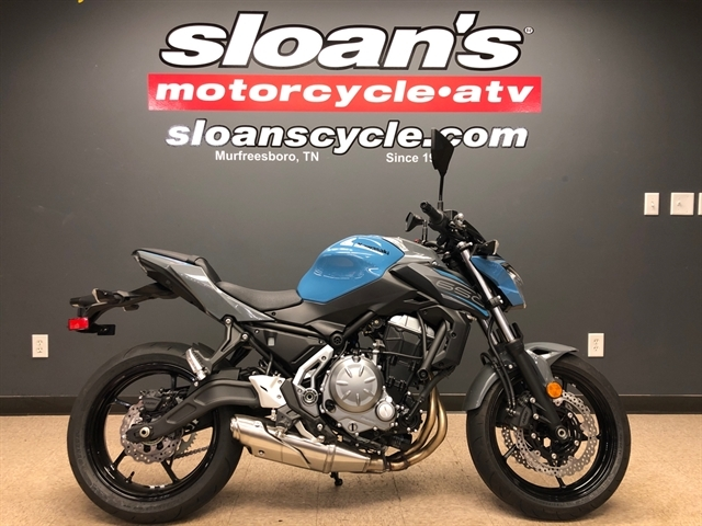 2019 Kawasaki Z650 Base at Sloans Motorcycle ATV, Murfreesboro, TN, 37129
