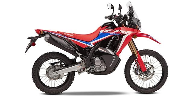 2021 Honda CRF 300L Rally at ATV Zone, LLC