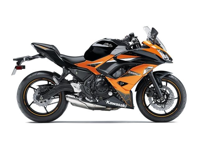 2019 Kawasaki Ninja 650 ABS at Lynnwood Motoplex, Lynnwood, WA 98037