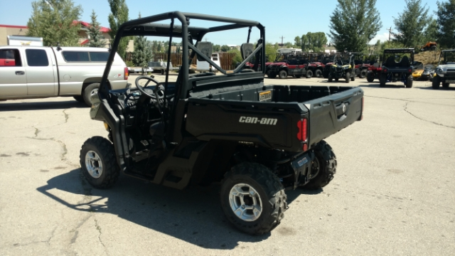 2017 Can-Am Defender HD5 DPS $223/month at Power World Sports, Granby, CO 80446