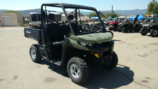 2017 Can-Am Defender HD5 DPS HD5 DPS at Power World Sports, Granby, CO 80446