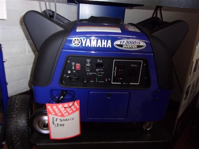 2018 Yamaha EF30ISY at Bobby J's Yamaha, Albuquerque, NM 87110