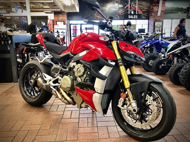2020 Ducati Streetfighter V4 S at Wild West Motoplex