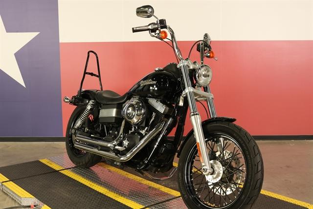2011 Harley-Davidson Dyna Glide Street Bob at Texas Harley