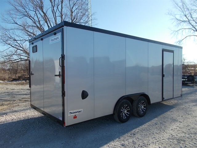 2020 Haulmark Cargo Trailer Transport V-Nose 85' Wide at Nishna Valley Cycle, Atlantic, IA 50022