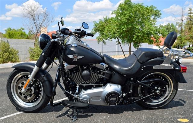 2015 Harley-Davidson Softail Fat Boy Lo at Buddy Stubbs Arizona Harley-Davidson