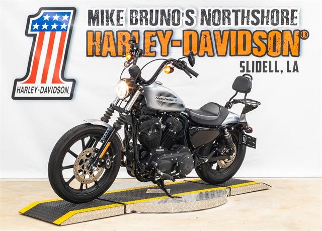 2020 Harley-Davidson XL1200NS at Mike Bruno's Northshore Harley-Davidson
