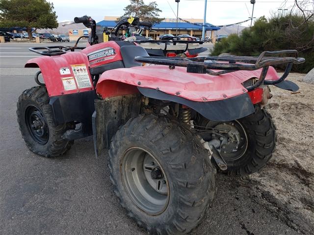 2000 Yamaha Big Bear 4x4 at Reno Cycles and Gear, Reno, NV 89502