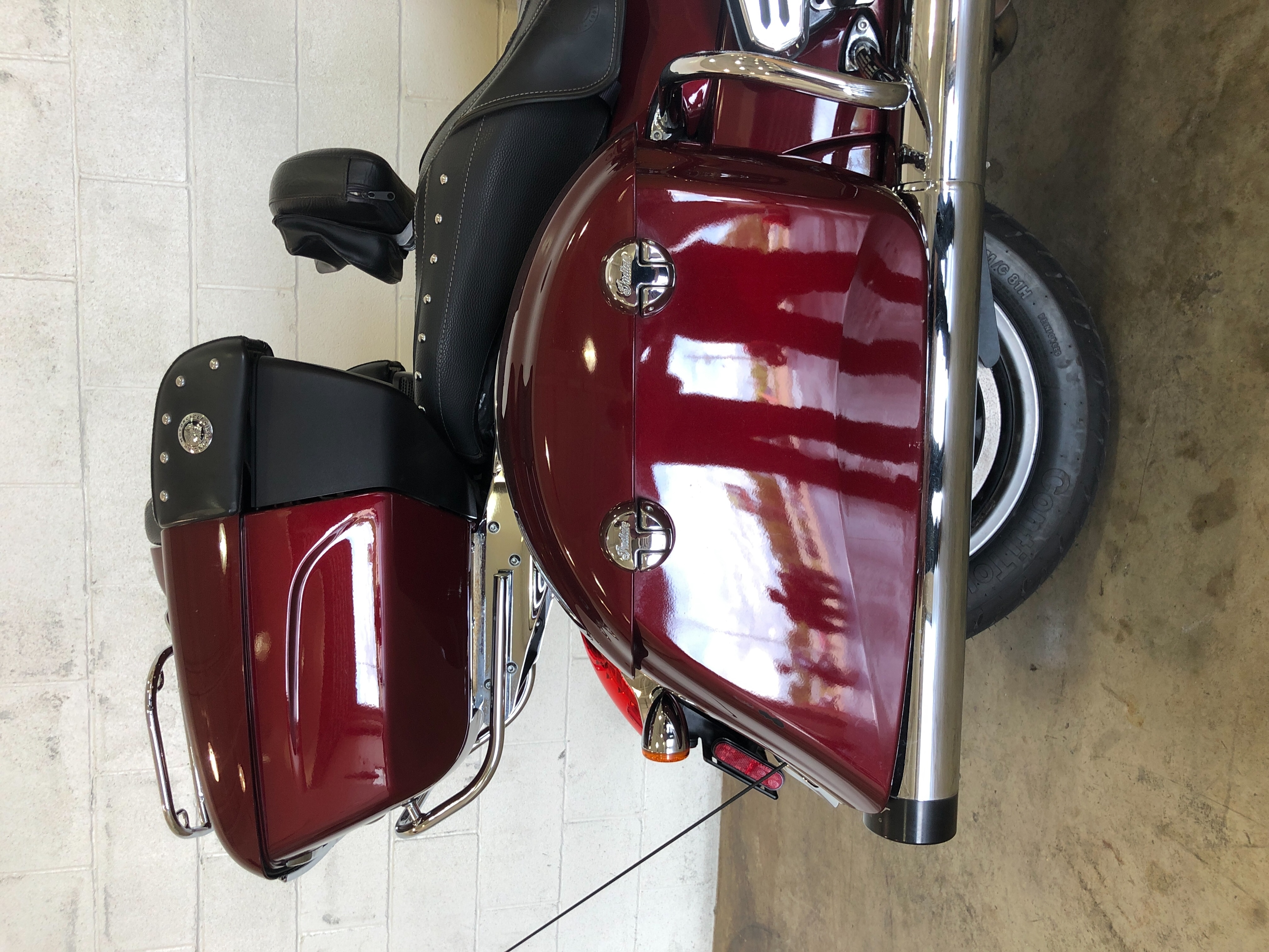 2017 Indian Roadmaster Base at Twisted Cycles