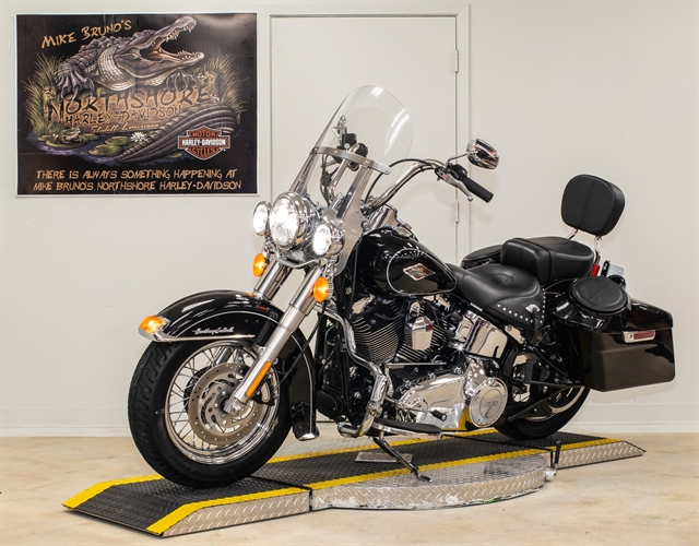 2012 Harley-Davidson Softail Heritage Softail Classic at Mike Bruno's Northshore Harley-Davidson