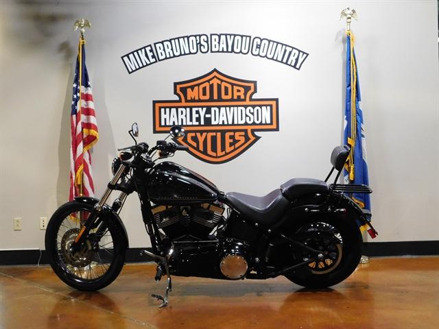 2009 Harley-Davidson Softail Blackline at Mike Bruno's Bayou Country Harley-Davidson