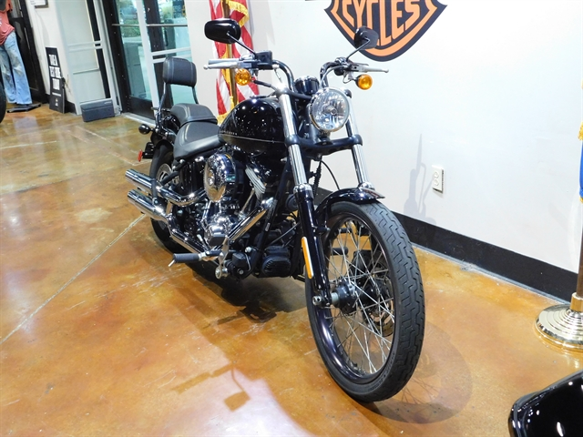 2011 Harley-Davidson Softail Blackline at Mike Bruno's Bayou Country Harley-Davidson
