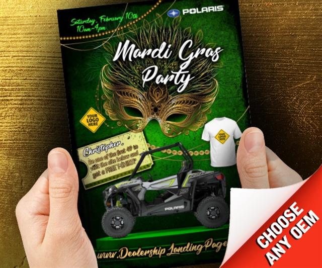 Mardi Gras Powersports at PSM Marketing - Peachtree City, GA 30269