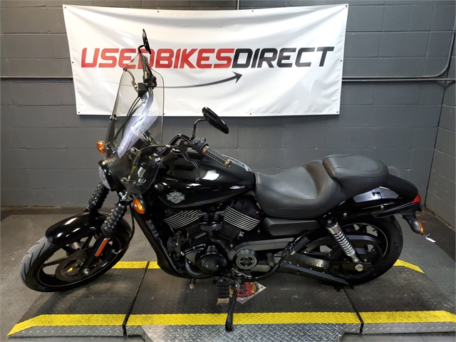 2015 Harley-Davidson Street 750 at Used Bikes Direct