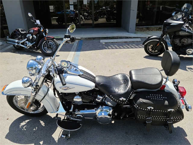 2012 Harley-Davidson Softail Heritage Softail Classic at Fort Lauderdale